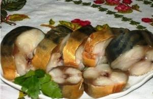 Домашняя копченая рыба фото