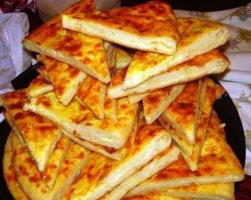 Рецепт Хачапури фото