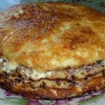 Капустный пирог рецепт фото