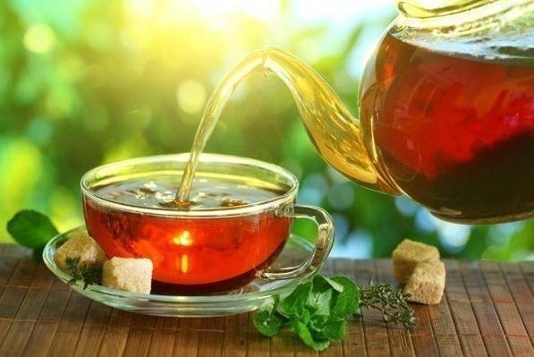 Чай для курильщиков фото