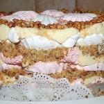 Торт из зефира фото