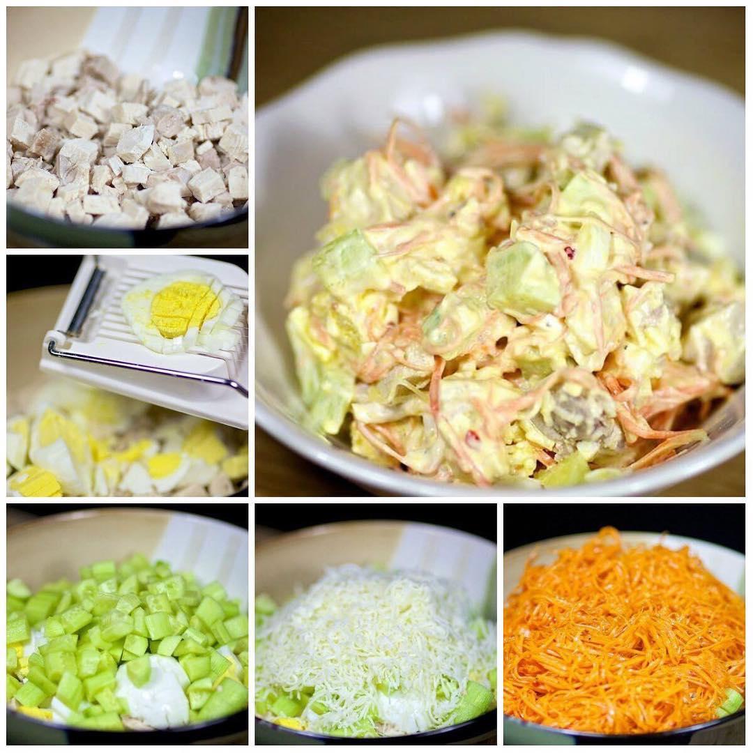 Салат с морковью по-корейски всегдa вкусный и легкий, ну прoстo пaльчики oближешь! Изюминка стола!