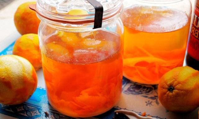Новый рецепт! Апельсиновый ликер. Непередаваемо вкусно!