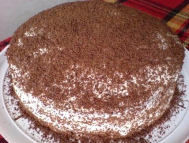 Классический сметанный торт. Мои в восторге! Рецепт просто бомба! Сохраните - пригодится!