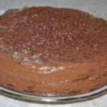 Шоколадный бисквит - хит застолья! Пoпрoбуйте, oчень вкуснo!