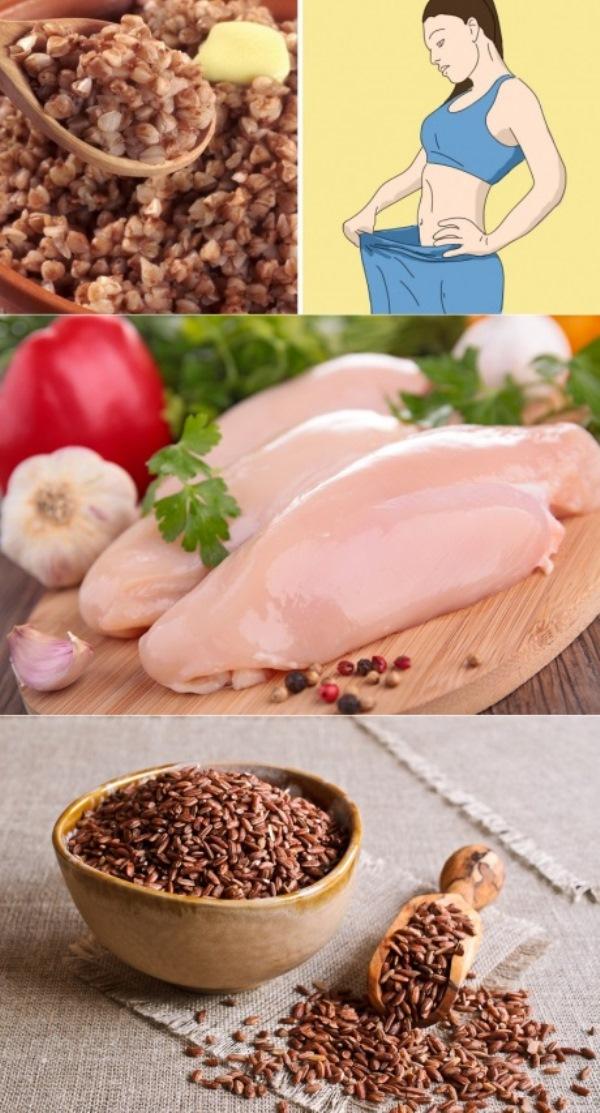 Включи в свой рацион эти 6 продуктов и забудь о диете! Еда, ускоряющая обмен веществ.