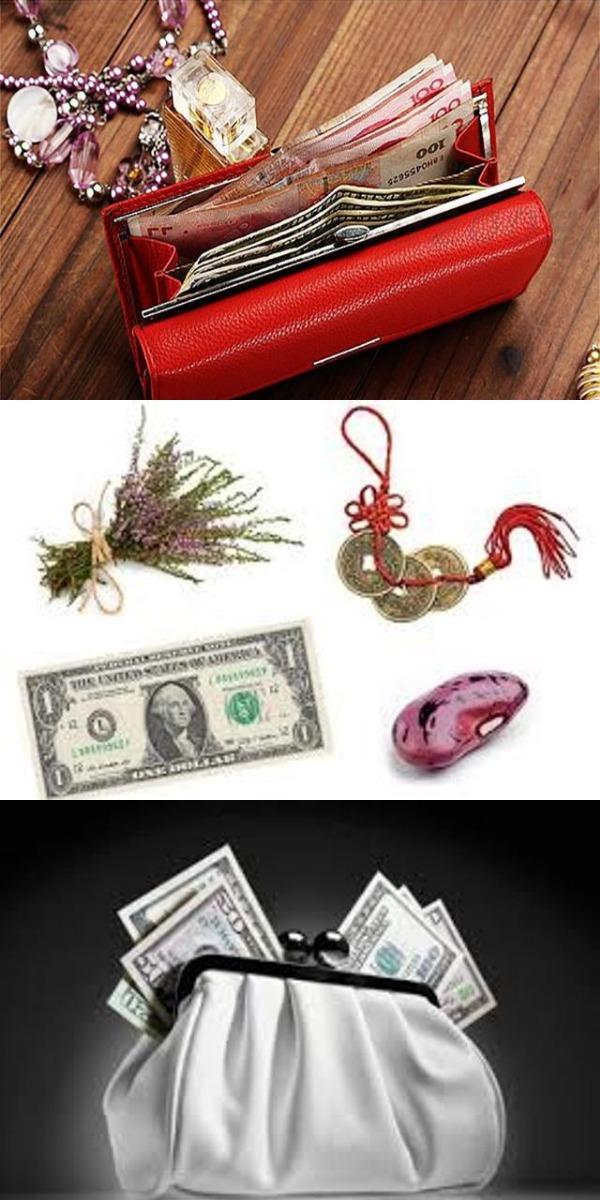Что положить в кошелек для богатства