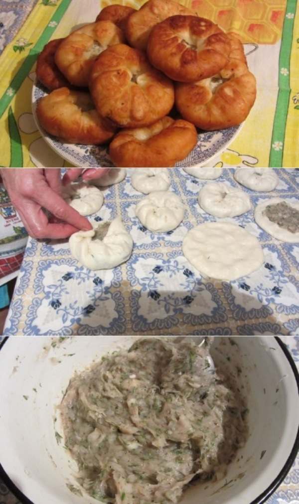 Беляши на сковороде, которые хочется готовить каждый день! Вкусно до безумия!