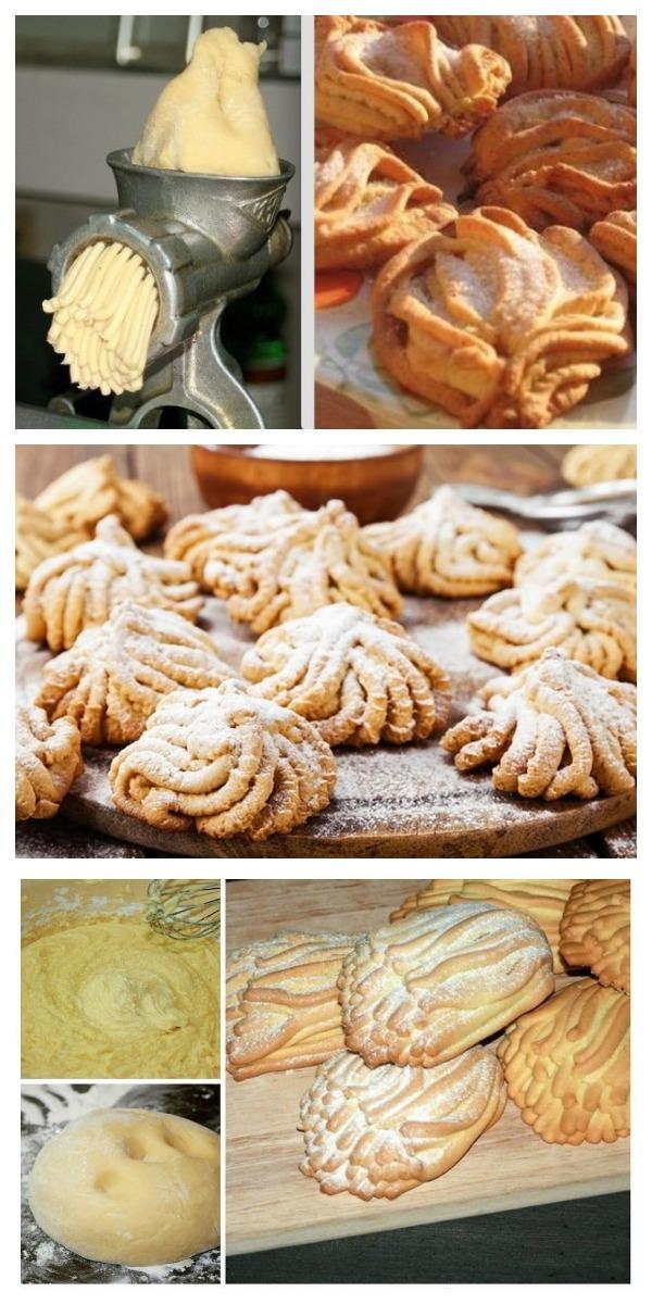 Это печенье я называю лучшим в мире!