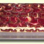 Восхитительный торт со сливочным кремом