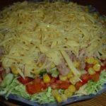 Просто вкуснецкий салатик! Легкий, свежий, сочный, просто удивительный…