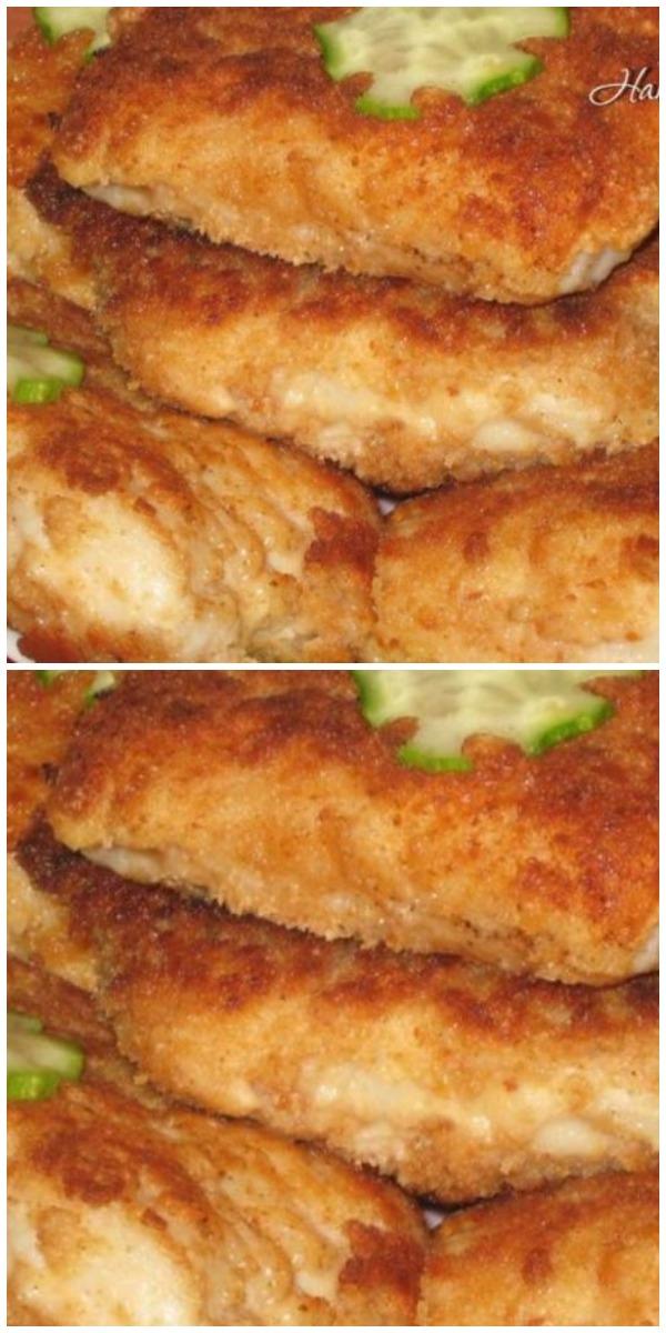 Более сочной и нежной рыбки я не ела — изумительная рыба в загадочном кляре