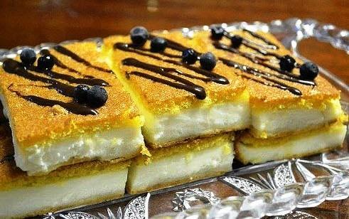 Умное пирожное фото