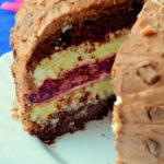 """Обалденнный торт """"Мишель""""! Попробовав, Вы точно возьмете этот удачный рецепт на заметку!"""