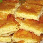 Простой и легкий в приготовление пирог с творогом – настоящая кулинарная находка
