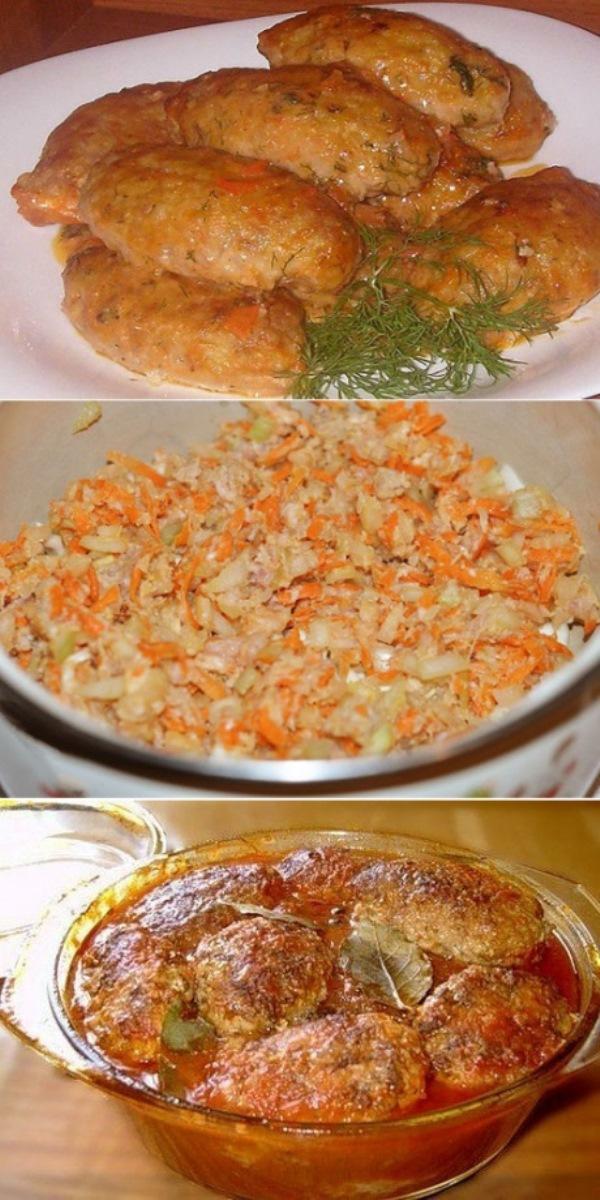 Деревенские ленивые голубцы по специальному рецепту: получаются нежнейшими, блюдо просто находка!