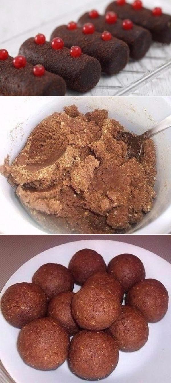 Любимое пирожное мужа - картошка. Научилась его печь дома, хотите и вас научу?