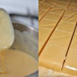 Фадж из белого шоколада: КОГДА КУСОЧЕК ПОПАДАЕТ В РОТ — ЧИСТЫЙ КАЙФ!