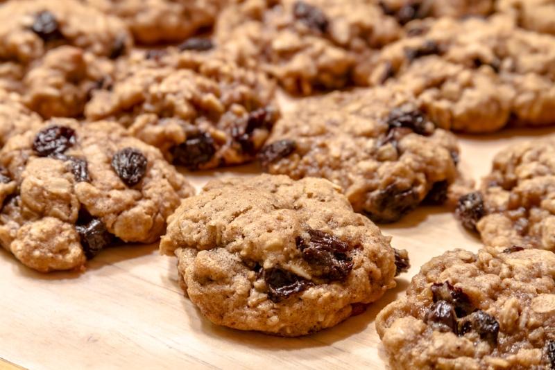 Худейте вкусно! Печенье для тех, кто на диете!