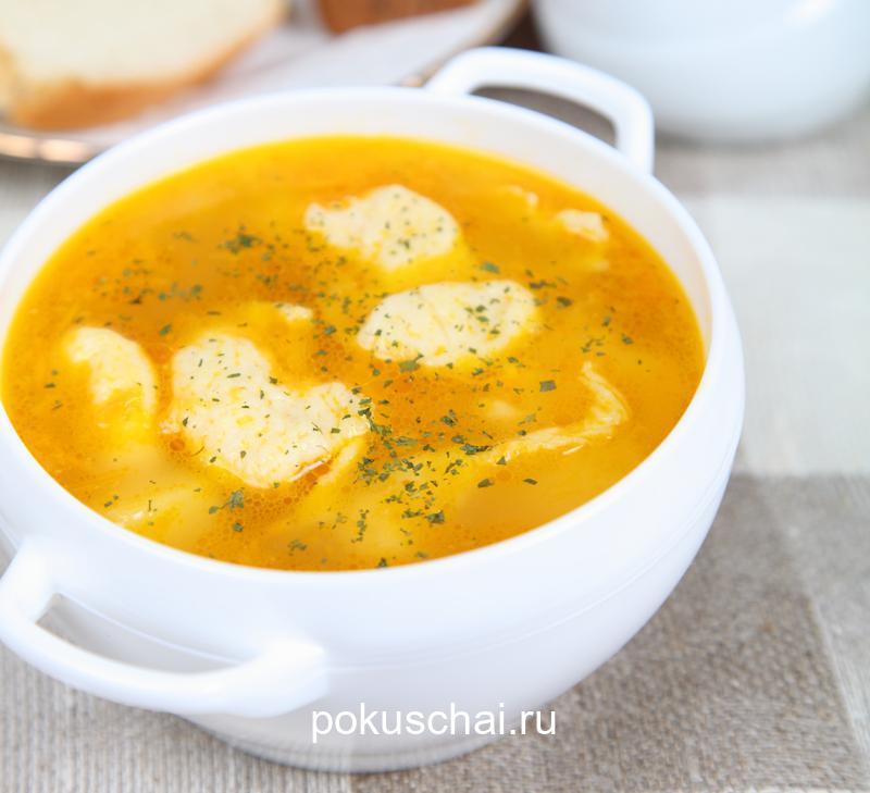 Мамин походный «суп-лентяй» готовлю с размахом: часть варю, а часть замораживаю. Хорош супец! На случай непредвиденных гостей — чудо.